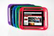 Gripcase iPad protection comes in a variety of colors